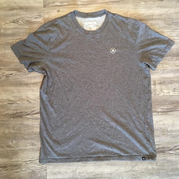 6738999d Hurley Shirts | X Nike Dri Fit Tee | Poshmark